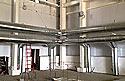 Монтаж систем промышленной вентиляции, кондиционирования, водопровода и канализации производственного здания, Ростовская область