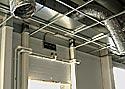 Монтаж  систем отопления, вентиляции, водоотведения, горячего и холодного водоснабжения  для магазина Магнит, ст. Полтавская, Краснодарский край