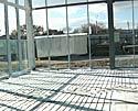 Монтаж систем вентиляции, кондиционирования и отопления автоцентра «NISSAN», г. Новороссийск