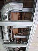 Монтаж систем вентиляции, кондиционирования, отопления и  энергоснабжения загородного дома, совхоз СКВО, Ростов-на-Дону